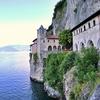 北イタリアのマッジョーレ湖