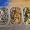 節約料理5品&ネギの生育状況