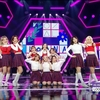 18.10.13 MBC Music Core 이달의 소녀(LOONA) - Hi High