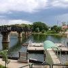 カンチャナブリにある「戦場にかける橋」で有名なクウェー川鉄橋とアルヒル桟道橋に行こう!!