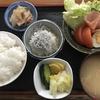 定食春秋(その 13)野菜サラダ定食
