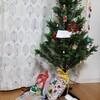 クリスマス サンタからのプレゼントと簡単クリスマスメニュー