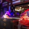 丹沢,大山フリーパスで行く。大山登山&絵灯篭祭りを満喫の日帰り旅③