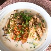 冷やし豆乳キムチ麺