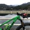 MTB - 安濃ダム往復