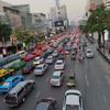 バンコクのタクシーでぼったくり被害に遭いました!その手口をとは?