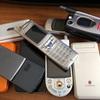集まれ!~懐かし思い出の携帯電話~そこに進化の歴史があった!