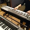 """友人Pとピアノ・デュオ""""即興""""演奏やりました!"""