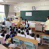 エンカウンター ケータイ・スマホ安全教室 親子ふれあい作業