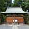 西窪稲荷神社(武蔵野市/緑町)への参拝と御朱印