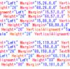 PowerShellでGUI: 部品配置はGridとテキスト編集が良い