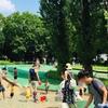 元住吉で水遊びなら、中原平和公園はだしの広場!(通称じゃぶじゃぶ池)