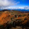 【登山記】 天空の紅葉庭園 九重連山の大船山の紅葉を撮影に登山をしてきました。