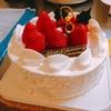 クリスマスケーキ@イタリアントマト