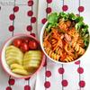#570 野菜たっぷりナポリタン風フジッリ弁当