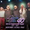 ロカンダ・デッレ・ファーテ、7/21に40周年記念兼引退コンサート第1弾開催決定