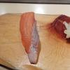 【鮭児】新千歳空港で珍しい寿司を食べた