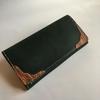 スキモレザーのお財布2つ。