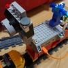 小6息子くんLEGO電車にラズパイで作った自作車載カメラをつける