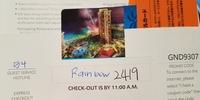ハワイにビジネスクラスで(ほぼ)無料で家族旅行してきました!【その4・ホテルアップグレード編】