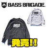 【BASS BRIGADE】2020年新アパレル「BRGD FRAME LS TEE」発売!