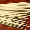 竹串作り!!