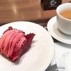 カフェ・ド・クリエでランチ。