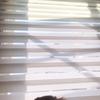 リビングのカーテンをニトリさんの調光ロールカーテンに入れ替えてみた