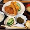 🚩外食日記(30)    宮崎ランチ       🆕「おさかな料理」より、【ミックスフライ定食】‼️