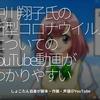 914食目「中川翔子氏の新型コロナウイルスについてのYouTube動画がわかりやすい」しょこたん自身が脚本・作画・声優@YouTube