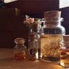ガラスの小瓶の魅力とは