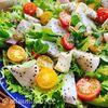 ヴィネグレットソースで【ドラゴンフルーツのサラダ】(動画レシピ)