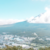 仙台に行ってから山梨に行った。