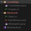 .NET CoreのWPFでWindowを表示するClass Libraryを作成した