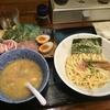海坂屋@東中野の特製鯛塩つけ麺(こってり)