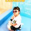 宮崎市雑貨屋 コレット~サングラスをかけ、BOUNCYに乗り飛び跳ねる、セクシーキュートな幼稚園女💖