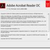 Adobe Acrobat Reader DC 18.011.20058