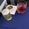 ユナイテッド航空の機内食はビジネスクラスでもまずい!