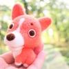カッコイイ名前の犬も、私が作るととぼけた犬になる( ̄ー ̄)
