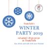 2019WINTER PARTYのお知らせ