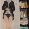 「黒猫をおいかけてたら、等身大の七咲のたくしあげ布ポスターが!」 ―アマガミBD七咲逢編のすすめ―