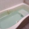 ふたロック機能が付いた洗濯機でも、お風呂の残り湯が使えたよ!