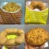 ミスドとハウスが作ったドーナツカレー ポンデグリーンカレーとパンデ欧風カレー 食べてみました