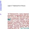 MacBook Pro i5/i7?