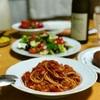 ●リュウジさんのバズレシピ「至高のトマトソース」で最高においしいパスタ