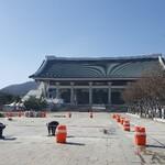 ソウル郊外の天安(チョナン)で、独立記念館とクルミまんじゅうを堪能!!!