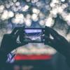 「一般人のカメラ撮影」