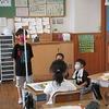3年生:授業参観のリハーサル