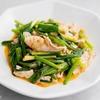 豚肉とネギの腐乳辛炒めのレシピ