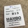 MAMBO CABARET SHOW